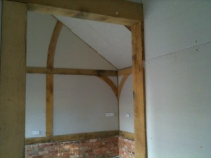 Oak Frame renovations | Construction and Project Management | Lloyd Bowers Ltd, Chelmsford, Essex