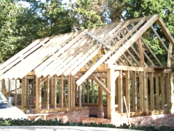 Oak Framed Building construction | Construction and Project Management | Lloyd Bowers Ltd, Chelmsford, Essex